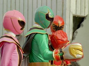 Episodio 10 (TPower Rangers Mystic Force) de Power Rangers Mystic Force