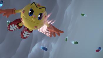 Episodio 7 (TTemporada 1) de Pac-Man y las Aventuras Fantasmales