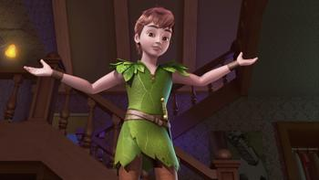Episodio 4 (TTemporada 1) de Las nuevas aventuras de Peter Pan