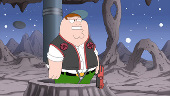 Episodio 17 (TTemporada 10) de Family Guy