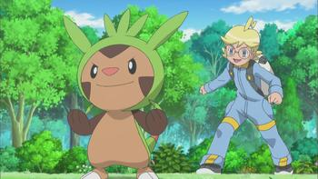 Episodio 15 (TXY) de Pokémon: XY