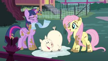 Episodio 3 (TTemporada 5) de My Little Pony: Friendship Is Magic