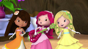 Episodio 21 (TTemporada 1) de Strawberry Shortcake: Berry Bitty Adventures