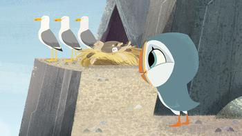 Episodio 4 (TTemporada 1) de Puffin Rock