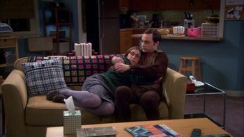 Episodio 8 (TTemporada 5) de The Big Bang Theory