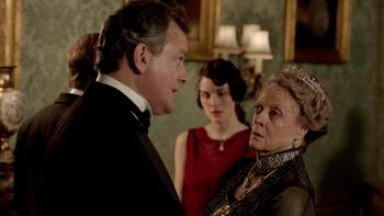 Episodio 2 (TTemporada 3) de Downton Abbey