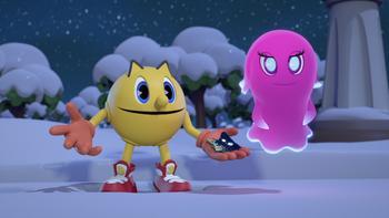 Episodio 13 (TTemporada 2) de Pac-Man y las Aventuras Fantasmales