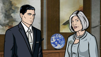 Episodio 10 (TTemporada 1) de Archer