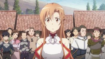 Episodio 8 (TSword Art Online Temporada 1) de Sword Art Online