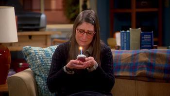 Episodio 11 (TTemporada 7) de The Big Bang Theory