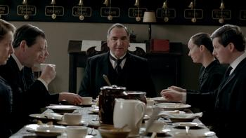 Episodio 4 (TTemporada 4) de Downton Abbey