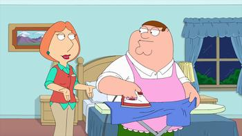 Episodio 9 (TTemporada 12) de Family Guy