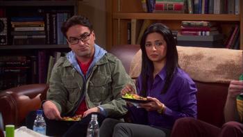 Episodio 16 (TTemporada 4) de The Big Bang Theory