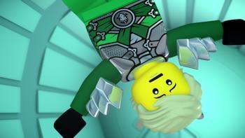 Episodio 7 (TTemporada 3) de LEGO Ninjago: Masters of Spinjitzu