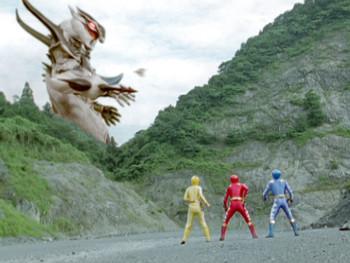 Episodio 22 (TPower Rangers Dino Thunder) de Power Rangers Dino Thunder