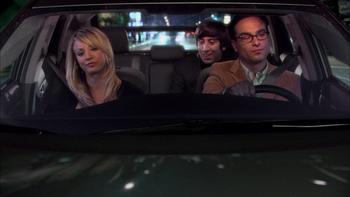 Episodio 5 (TTemporada 3) de The Big Bang Theory