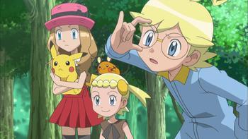 Episodio 17 (TXY) de Pokémon: XY
