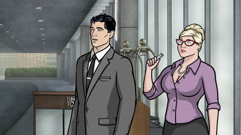 Episodio 9 (TTemporada 5) de Archer