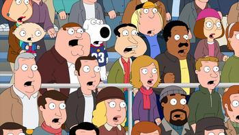 Episodio 21 (TTemporada 12) de Family Guy