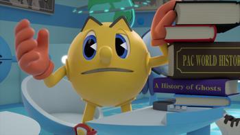 Episodio 1 (TTemporada 1) de Pac-Man y las Aventuras Fantasmales