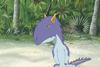 Episodio 18 (TTemporada 1) de Dinosaur King