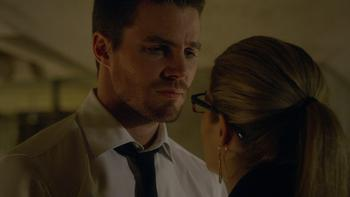 Episodio 21 (TTemporada 2) de Arrow