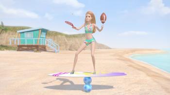 Episodio 11 (TBarbie Life in the Dreamhouse) de Barbie Life in the Dreamhouse
