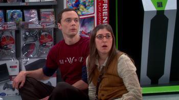 Episodio 19 (TTemporada 7) de The Big Bang Theory