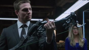 Episodio 1 (TTemporada 2) de Arrow