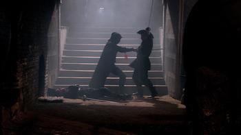 Episodio 13 (T1) de Águila Roja