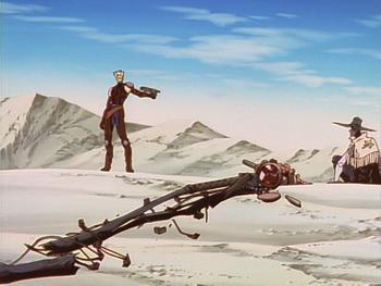 Episodio 23 (TThe Complete Series) de Trigun