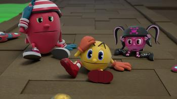 Episodio 15 (TTemporada 1) de Pac-Man y las Aventuras Fantasmales