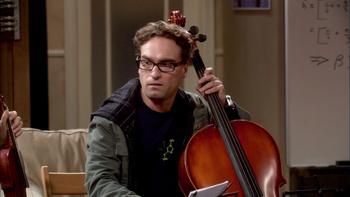 Episodio 5 (TTemporada 1) de The Big Bang Theory