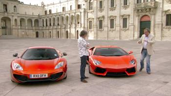 Episodio 1 (TTemporada 18) de Top Gear