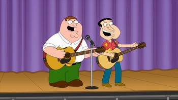 Episodio 7 (TTemporada 12) de Family Guy