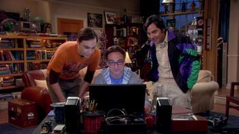 Episodio 2 (TTemporada 6) de The Big Bang Theory