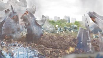 Episodio 19 (TMegaforce) de Power Rangers: Megaforce