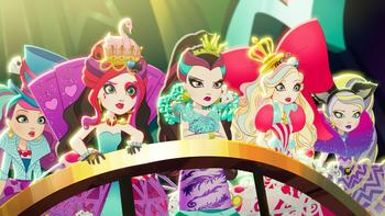 Episodio 3 (TTemporada 3) de Ever After High