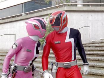 Episodio 11 (TPower Rangers S.P.D.) de Power Rangers S.P.D.