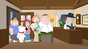 Episodio 7 (TTemporada 10) de Family Guy