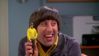 Episodio 14 (TTemporada 6) de The Big Bang Theory