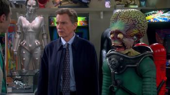 Episodio 7 (TTemporada 8) de The Big Bang Theory