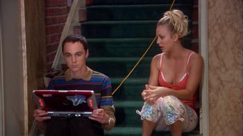 Episodio 2 (TTemporada 2) de The Big Bang Theory