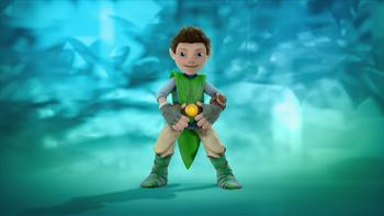Episodio 25 (TTemporada 1) de Tree Fu Tom