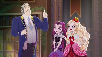 Episodio 4 (TTemporada 1) de Ever After High
