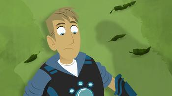 Episodio 21 (TTemporada 1) de Los hermanos Kratts
