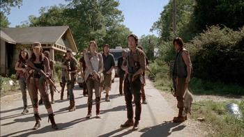 Episodio 12 (T5) de The walking dead