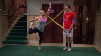 Episodio 2 (TTemporada 4) de The Big Bang Theory