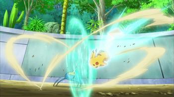 Episodio 5 (TXY) de Pokémon: XY