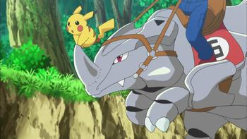 Episodio 7 (TXY) de Pokémon: XY